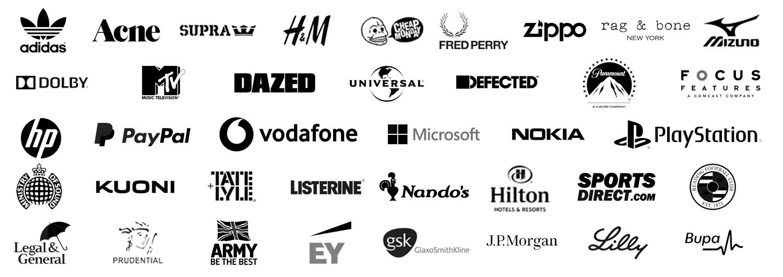 Client Logos 2018