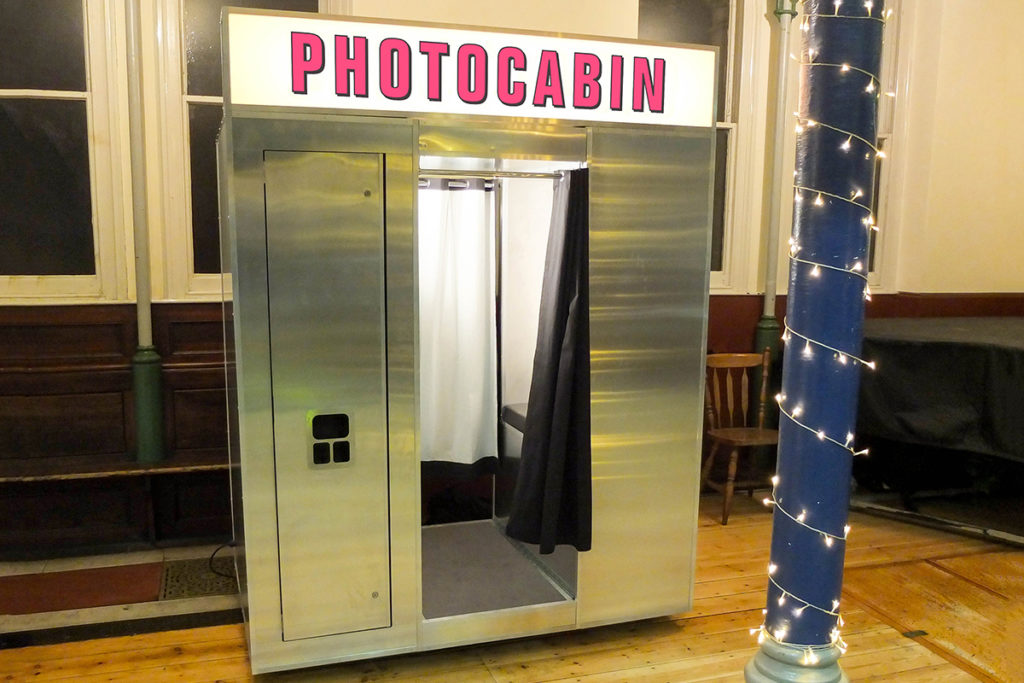 Photoautomat Hire