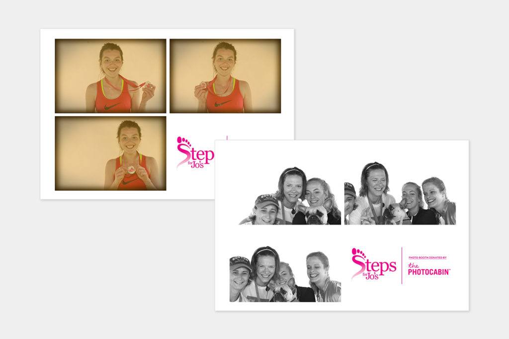Steps for Jo - Photo Booth Photos