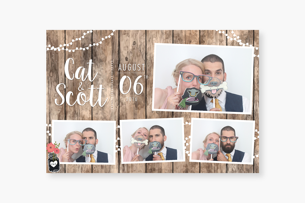 Wedding Photography Printing: Wedding & Party Photo Booth Hire
