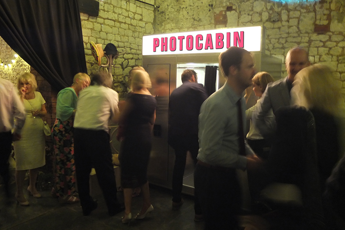 Photo Booths | The Photo Cabin | Photo Booth Hire London The